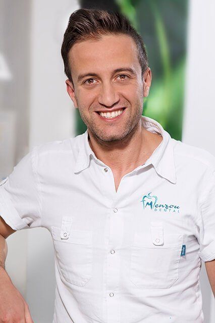 Dr. Menzou Fouzi